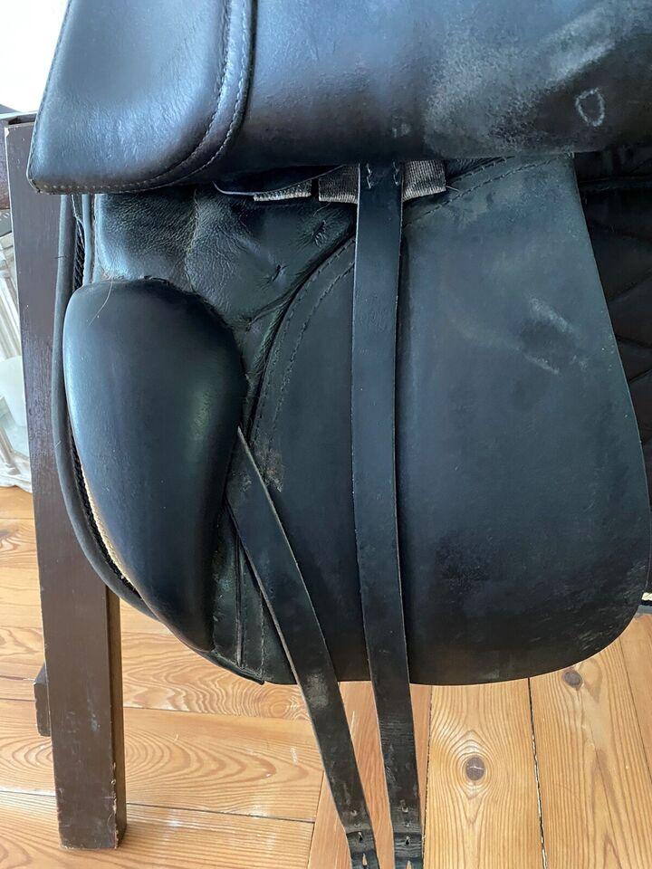 Seletøj, Passier Optimum sadel