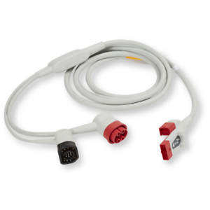 ZOLL-8009-0750-OneStep-Pacing-Cable-for-R-Series-Defibrillator-100-240V-NEW