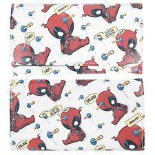 Marvel Deadpool Chibi Deadpool Flap Wallet Dart Design NWT & Free Shipping