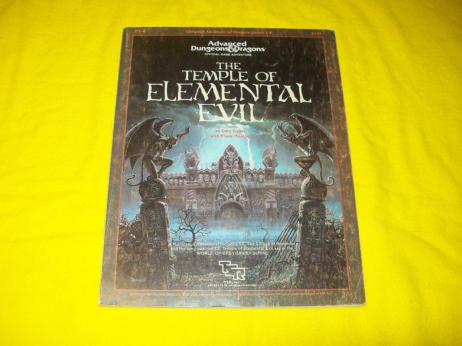 Publicidad y desarrollo de los elementos T1 T1 T1 - 4, mazmorras malignas y templos de dragones 9bb