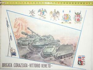 Calendario Del 1979.Dettagli Su Brigata Corazzata Vittorio Veneto Calendario Completo Del 1979 R Ro