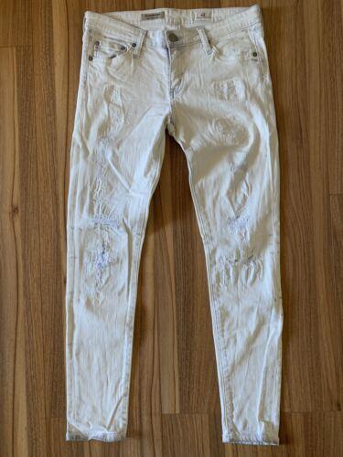 887920781642 cheville super Jeans détresse Goldschmied en Sz skinny Ag 28 Adriano legging stretch yNw80vnOmP