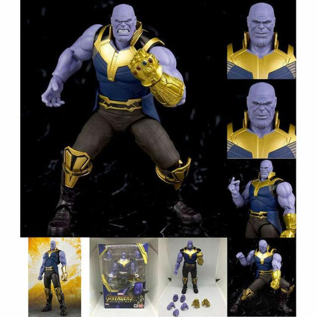 S.H.Figuarts SHF Avengers Infinity War Black Widow 6/'/' PVC Action Figure b