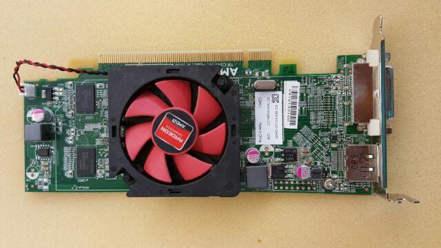Dell AMD Radeon HD 6450 1gb PCIe 2.1 X16 Video Graphics ...