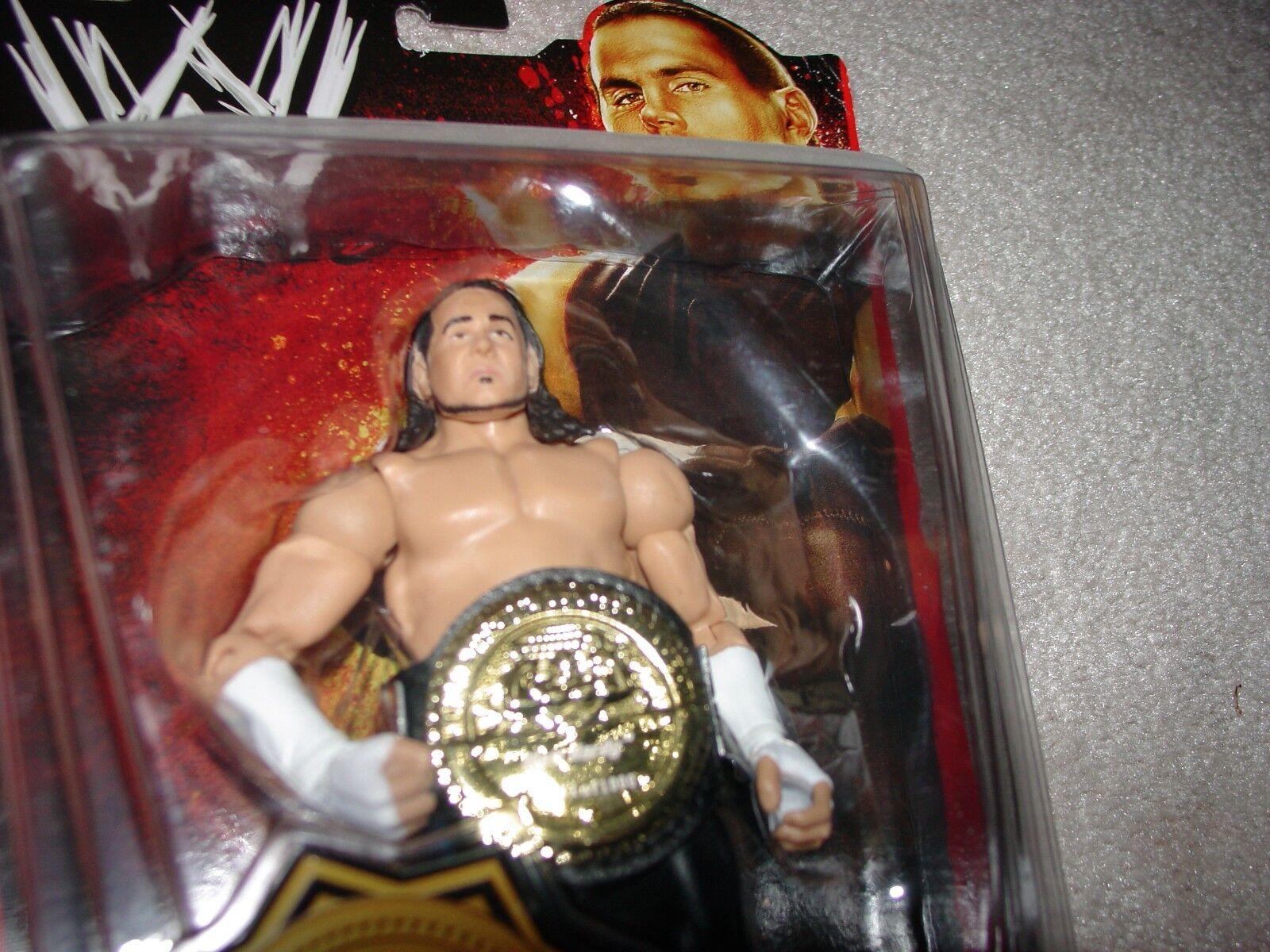 WWE Mattel Basic 4 Matt Matt Matt Hardy  1000 Limited Edition Figure, Elite, TNA, WWF 1db63b