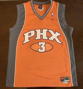 9657b31cb22 Image is loading Vintage-Nike-NBA-Phoenix-Suns-Stephon-Marbury-Basketball-