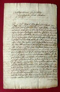 1733-JENA-Jurist-W-F-E-SCHULZ-Bericht-ueber-Studentenleben-Studentica