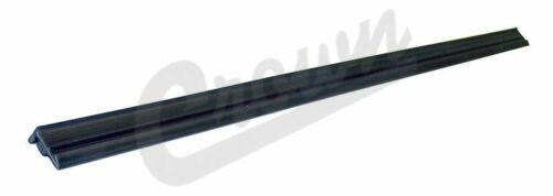 Outer Door Glass Seal Front Right Jeep 1984 To 1996 Xj Cherokee Crown 55235408