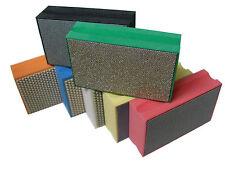 Diamond Hand Polishing Padpads Set 7 Pcs