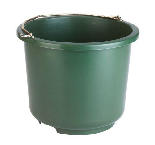 Baueimer Stalleimer 12 L Grün Eimer Kübel Wassereimer Mörteleimer Mörtelkübel