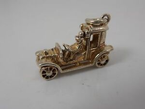 TRADITIONAL-STERLING-SILVER-CAR-CHARM-VINTAGE-SILVER-CHARM