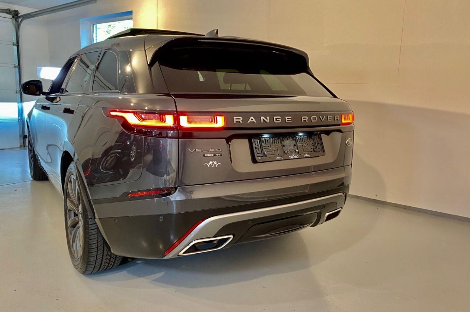Land Rover – Range Rover Velar