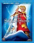 Sword in The Stone 50 Th Anniversary 0786936834901 Blu Ray Region a