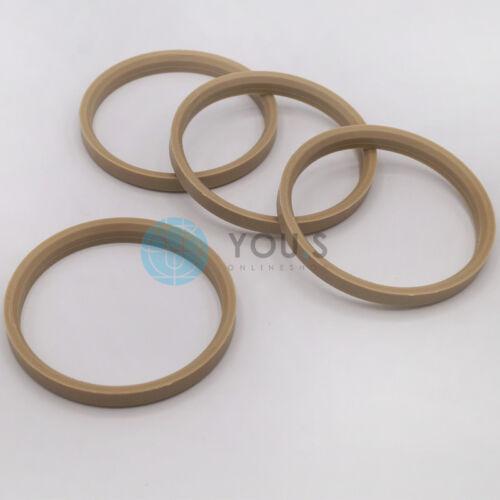 4 x Anelli di Centraggio Distanziatore Cerchi in Lega T29-SL671P 76,0-67,1 mm