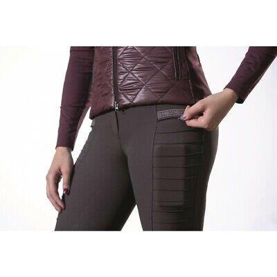 Cavalli Puri Melody Silicone Full Seat Breeches
