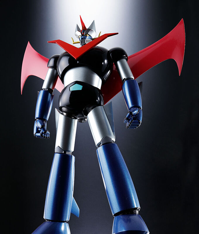 GX-73 GREAT MAZINGER DYNAMIC CLASSIC MAZINGA 16 CM ACTION FIGURE SU ORDINAZIONE