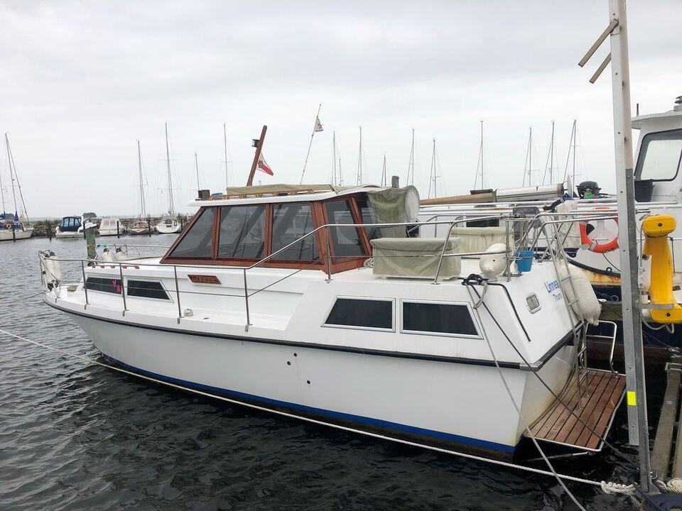Ryssø 30, Motorbåd, årg. 1980
