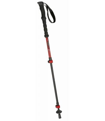 Vango Inca Walking Pole Red