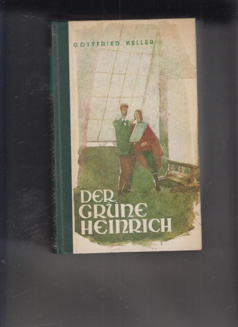 """Gottfried Keller """"Der Grüne Heinrich"""""""