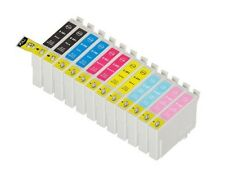 12x Ink For Epson 98 99 T098 T0981-T0986 Artisan 800 810 835 837 700 710 725 730