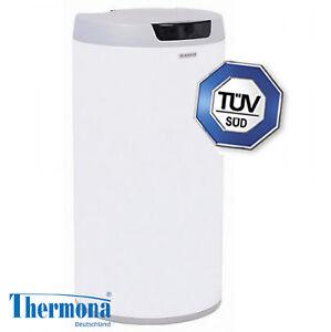 Standspeicher Warmwasserspeicher indirekt beheizbar Boiler ...