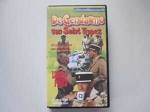 DE-GENDARME-VAN-SAINT-TROPEZ-VHS