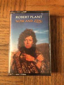Robert-Plant-Now-And-Zen-Cassette