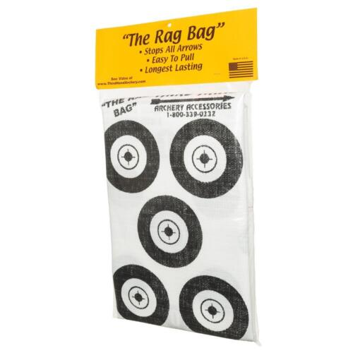 THIRD HAND TARGET COVERS THE RAG BAG