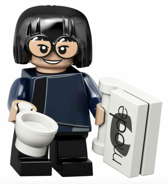 Lego 71024 Disney Series 2 Minifigure #17 Edna