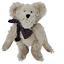 thumbnail 1 - Vintage-Boyds-Fitzgerald-D-Bearington-Mohair-Bear-590040-03-12-Inches