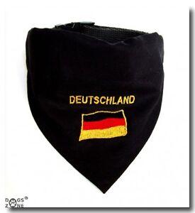 Hundehalstuch-DEUTSCHLAND-Halband-Halstuch-Flagge