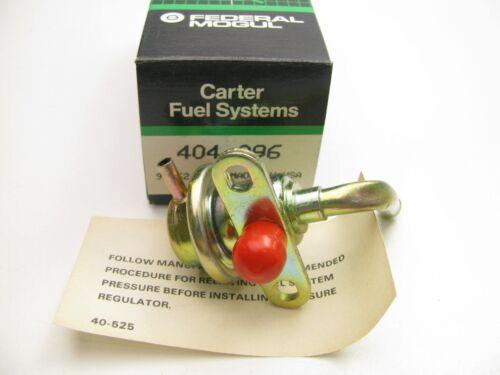 Carter 404-096 Fuel Pressure Regulator For 1985-1987 Honda Civic 1.5L