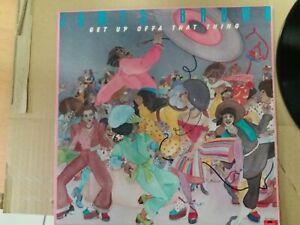 JAMES BROWN get up offa that thing LP original USA New York 1973 rare