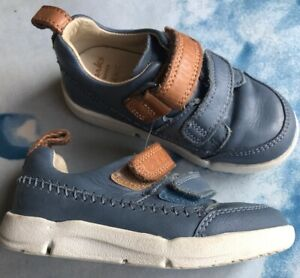 Clarks First Shoes - Baby - Grey - Boys