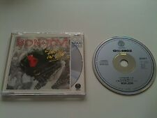 Bon Jovi - LIVING IN SIN - Maxi CD Single © 1989