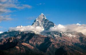 Himalayan-Mountains-Nepal-Photograph-Art-Print-11-034-x-17-034-Reproduction