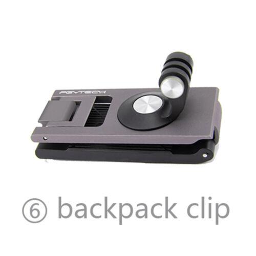 PGYTECH DJI OSMO POCKET Extension Adapter Mount Phone Holder Clip Stick Tripod