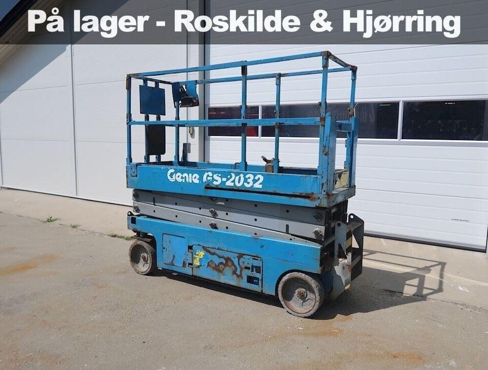 Saxlift, Genie GS2032