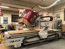 Used Anderson Stratos Pro E 5x12 Cnc Router