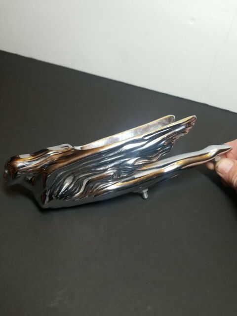 1940s Original Cadillac Flying Nude Lady Hood Ornament-See Allstate Commercial   eBay