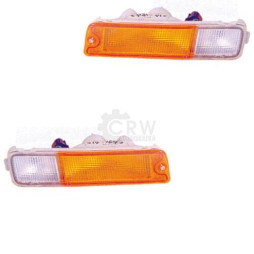 Blinker Frontblinker Set Mitsubishi L200 Bj 96-06 QOA
