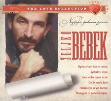 ZELJKO BEBEK CD Najljepse ljubavne pjesme Love Hit Severina Zana Croatia Bosna