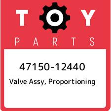 47150-12230 GENUINE OEM PROPORTIONING VALVE ASSY 4715012230