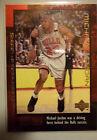 1999 Upper Deck Michael Jordan #26 Basketball Card