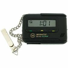 Gisedian Mini Digital Travel Clock, Alarm & Calendar