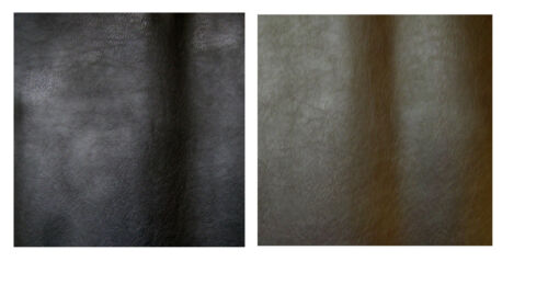 Leatherette Upholstery Leather PVC VINYL FABRIC   137cm wide  freeP/&P