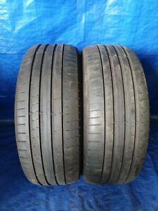 Pneus-D-039-ete-Pneus-Pirelli-P-Zero-245-35-r20-95y-Runflat-Moe-Dot-3318-4-5-5-mm