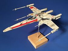 Star Wars x-wing built studio scale prop replica model red leader!!!