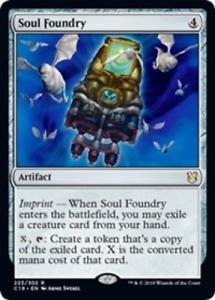 Soul Foundry Rare Commander 2019 **NM** EDH MTG