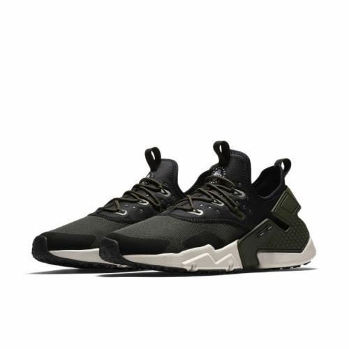 Mens Nike Air Hurache AH7334-300 Drift Sequoia/Light Bone Brand New Comfortable Seasonal clearance sale Cheap and beautiful fashion